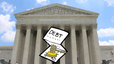 Big Victory for Bankrupt Debt Collection Industry